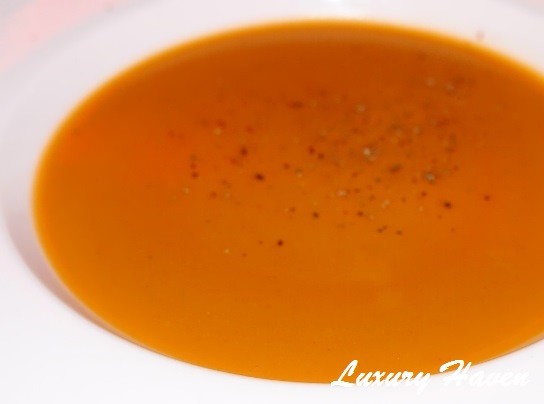parsley thyme restaurant lobster bisque