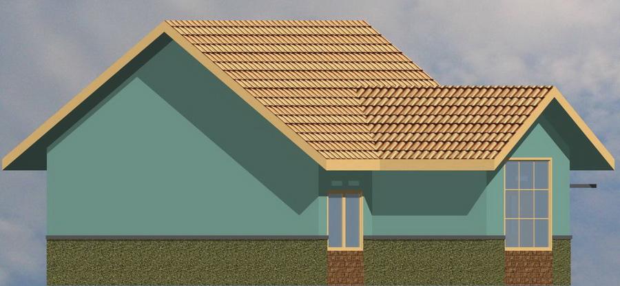 contoh rumah minimalis type 60 denah rumah sederhana