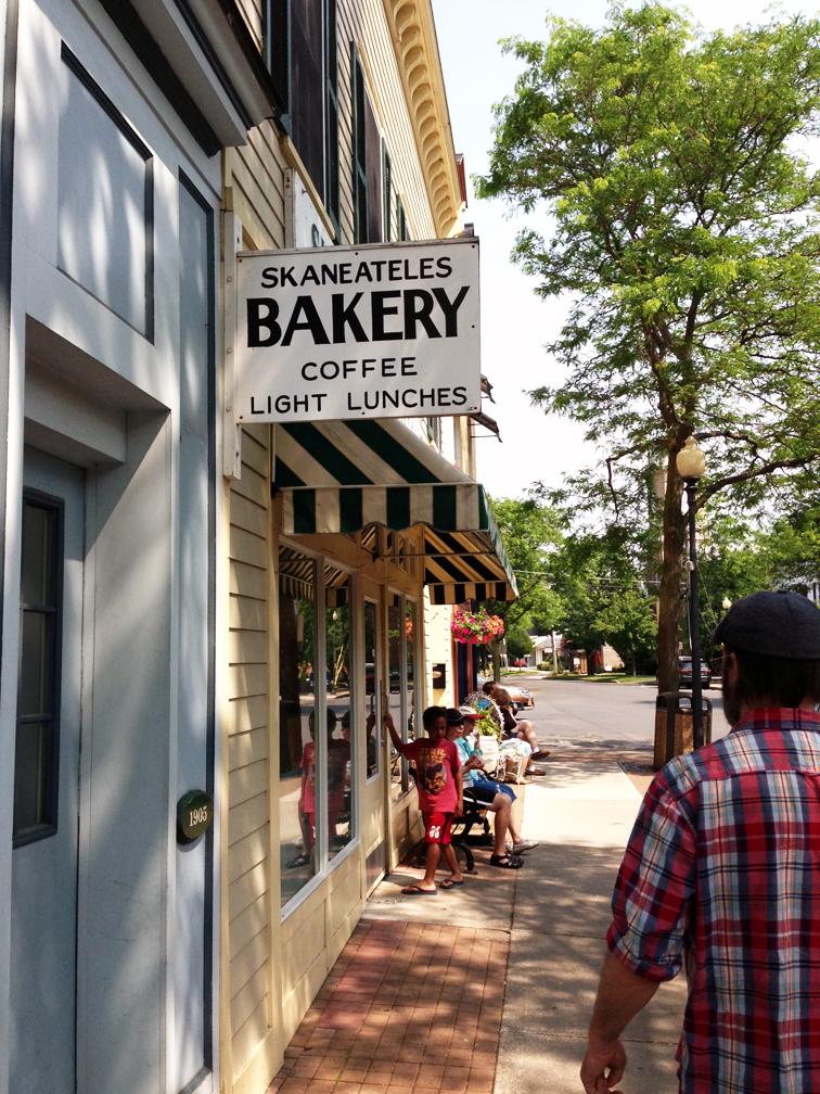 Skaneateles Bakery Upstate NY