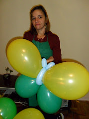 Curso de Decorações de Balões Avançado
