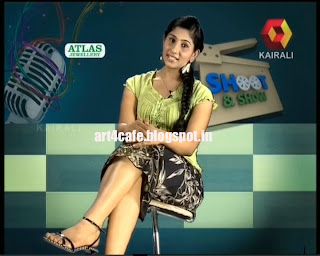 of kerala television Anchors and television Serial Actress: Kairali tv