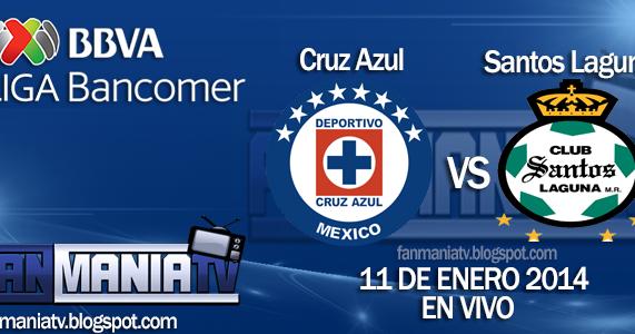 Donde Puedo Ver Cruz Azul VS Santos Laguna, Jornada 2 Torneo Clausura ...