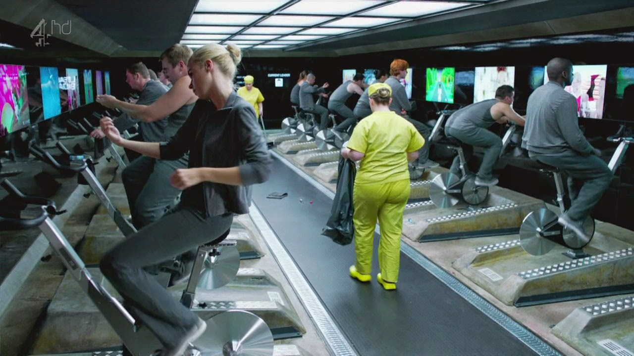 words in bytes tv review black mirror fifteen million merits