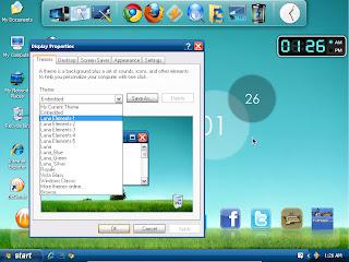 Windows XP SP3 2012 v11.12 Netbook Edition screenshot