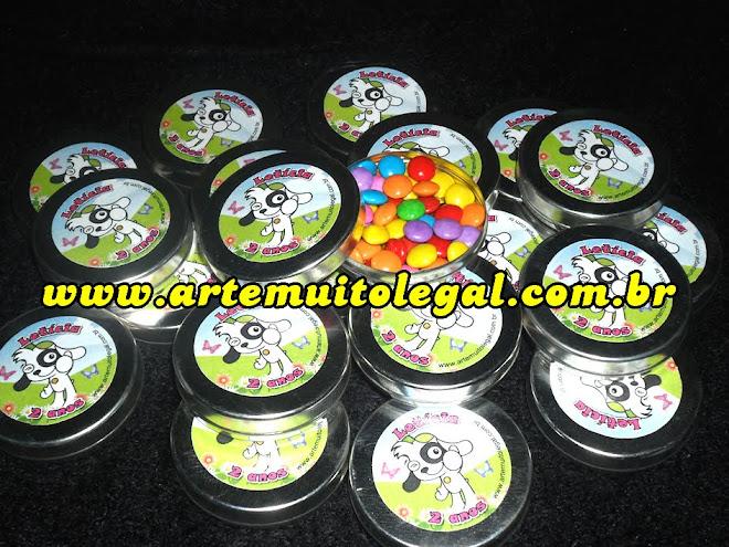 63-Arte muito legal -  Convites infantis e lembrancinhas Arte muito legal