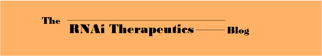 RNAi Therapeutics