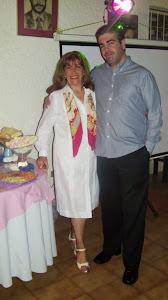 Loly Señaris Calviño y Alexander Montoto S