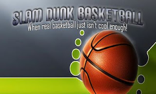 Screenshots of the Slam Dunk Basketball for Android tablet, phone.