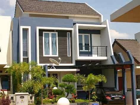 model desain rumah minimalis terbaru lengkap info