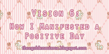 positive manifestation intention experience
