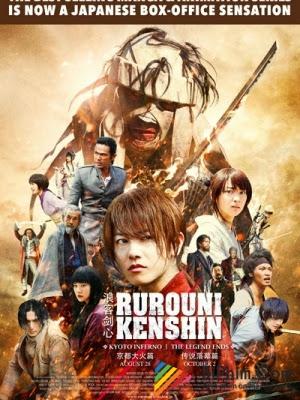 Phim Lãng khách Kenshin: Lửa thiêu Kyoto