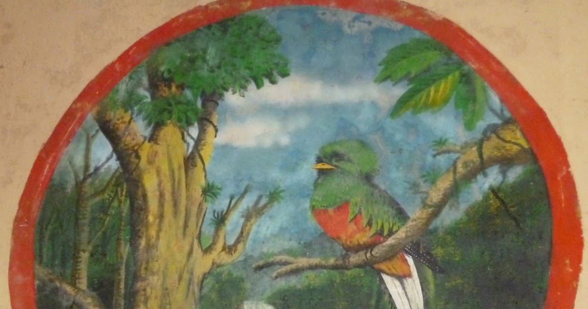 Jan Axel's Blog: The Quetzal culture