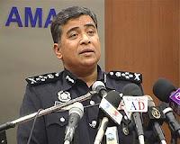Timbalan Ketua Polis Negara Datuk Seri Khalid Abu Bakar