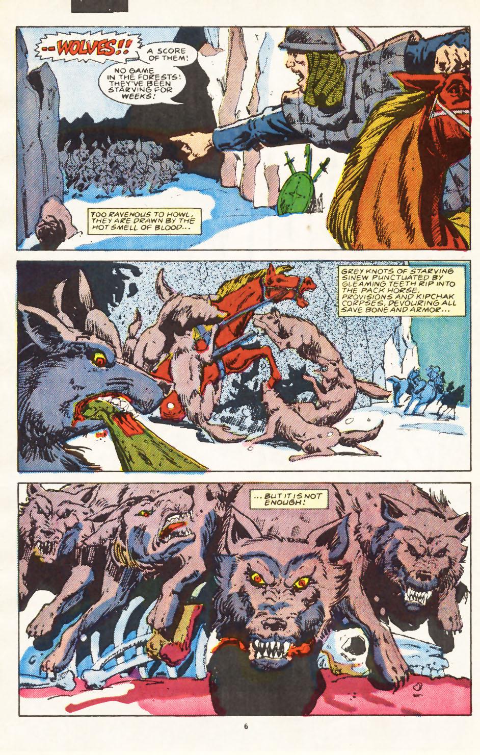Conan the Barbarian (1970) Issue #224 #236 - English 6