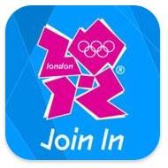 Télécharger l'application Officielle Join In JO Londres 2012