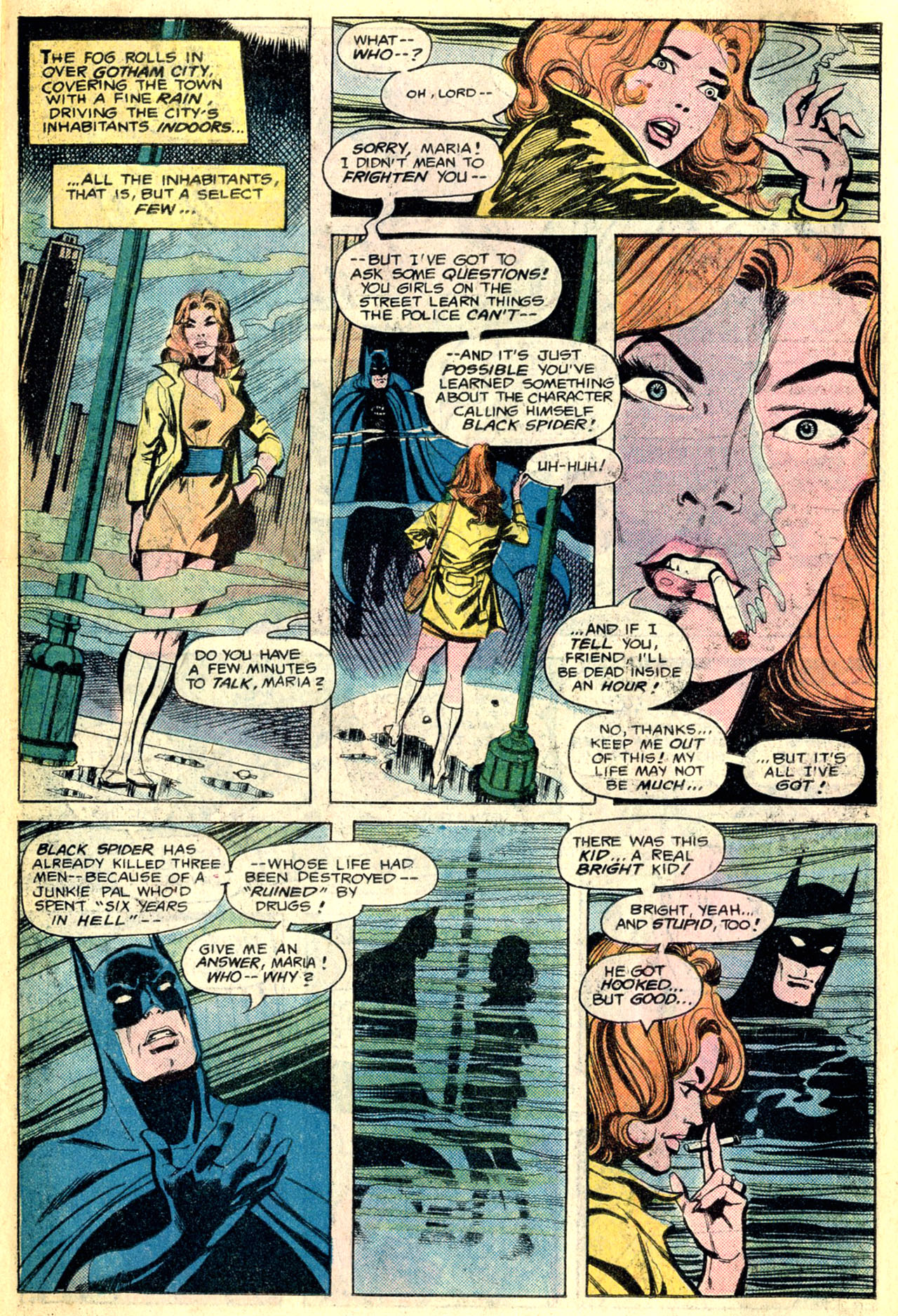 Detective Comics (1937) Issue #464 Page 10