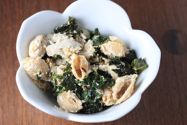 bookcooker: Chicken and Kale Pasta Bake