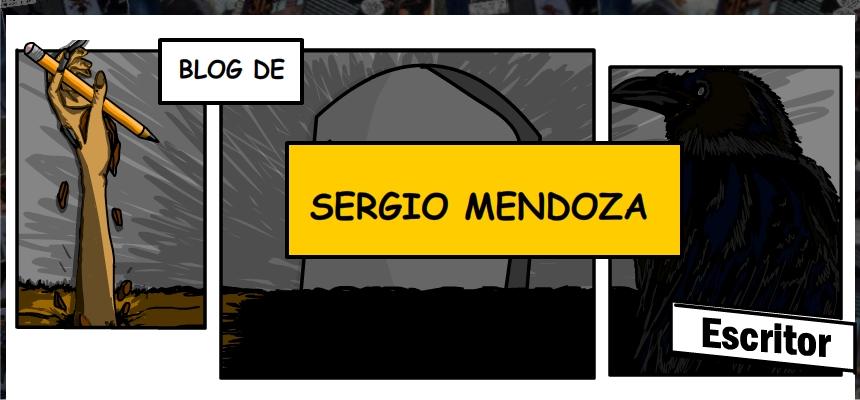 Sergio Mendoza (writer)