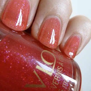 Revlon Rio Hot Nail Polish Swatch