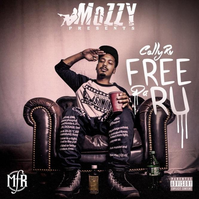 Celly Ru - Free Da Ru (2015)