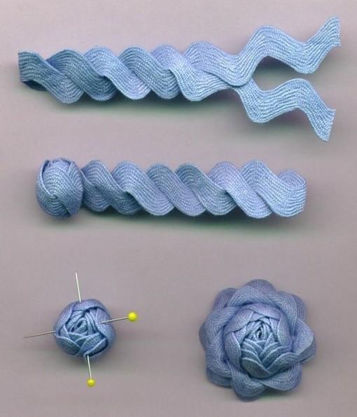 Handmade flowe