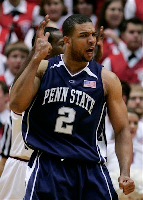 Jamelle Cornley, PBA, assault, NCAA, Penn State