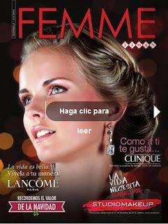 revista femme online dic-2012