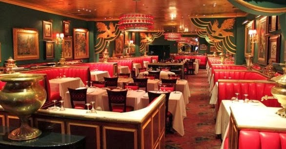 Midtown Blogger/Manhattan Valley Follies: Russian Tea Room ...