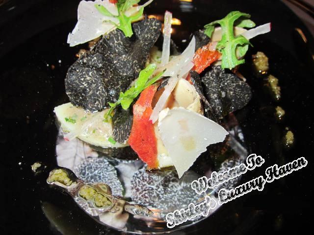 resort world sentosa joel robuchon foie gras