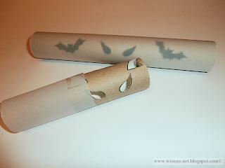 spooky paper rolls 04     wesens-art.blogspot.com