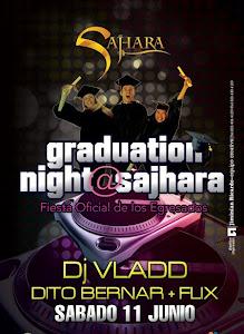 DJ VLADD @ SAJHARA SABADO 11 DE JUNIO 2011