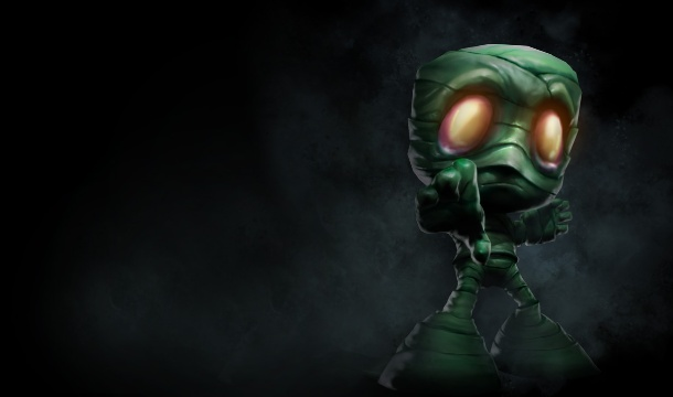 P.O League Of Legends Champs And Skins Amumu