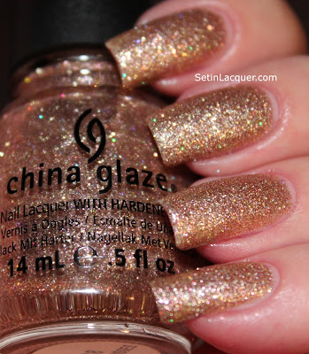 China Glaze Champagne Kisses