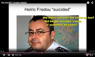 """""""I am not Charlie Hebdo! Je suis Helric Frédou!"""" Truth Troubadour Blog 2-18-15"""
