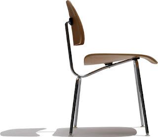 Silla DCM de Charles y Ray Eames