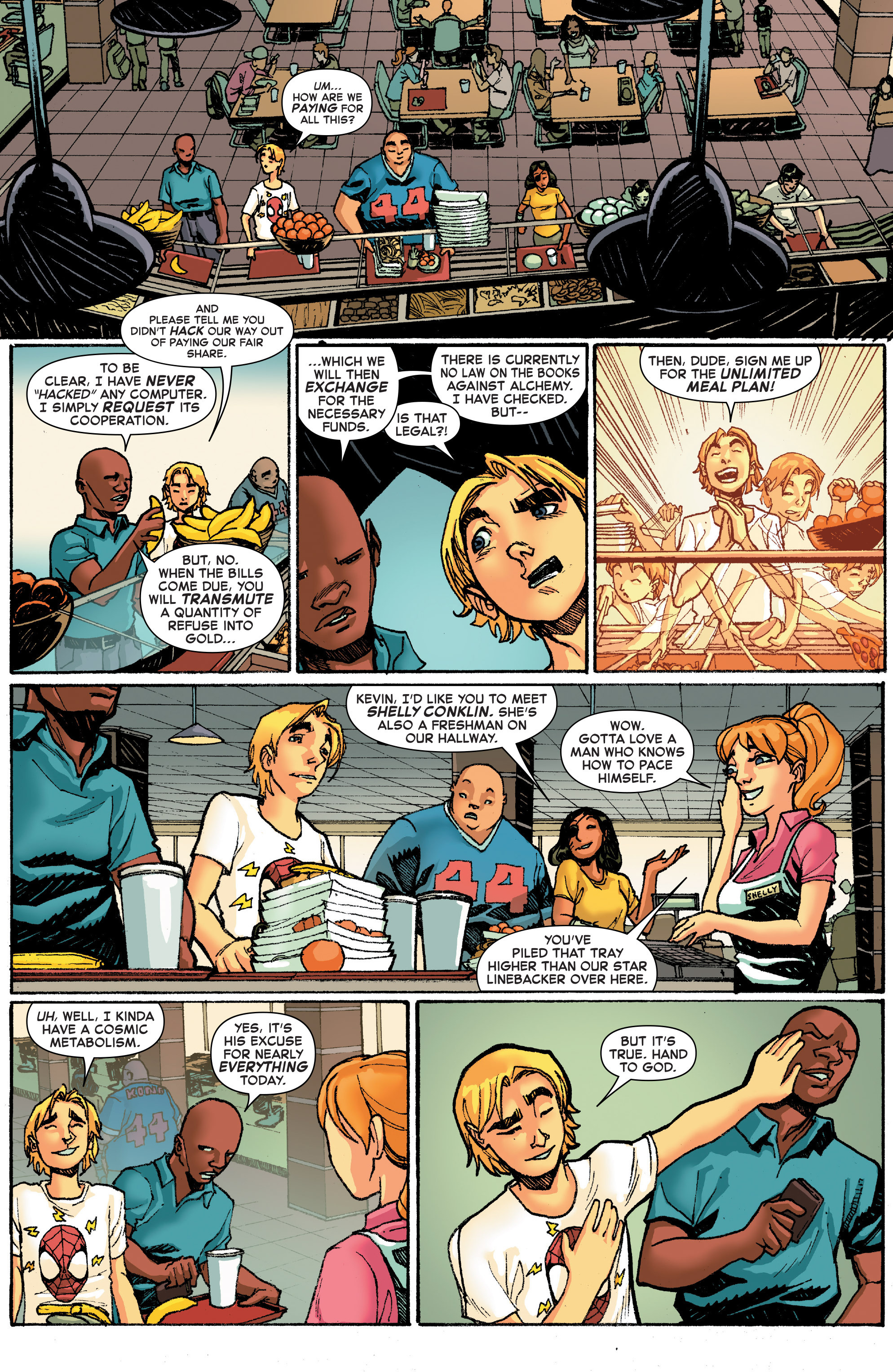 Read online Starbrand & Nightmask comic -  Issue #2 - 18