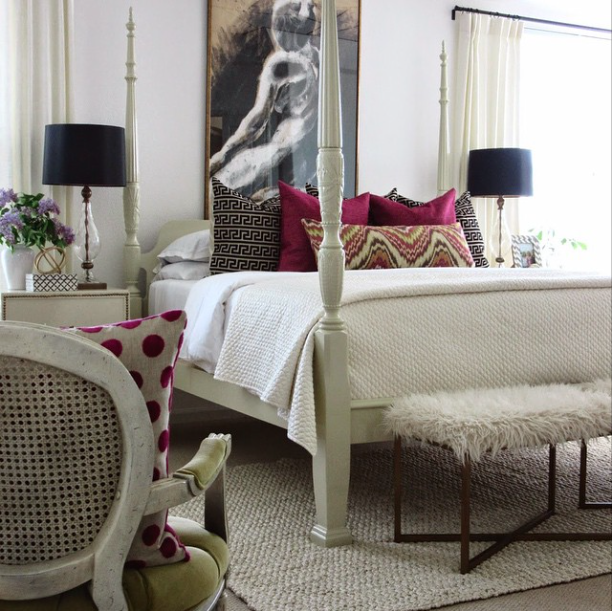 15 Beautifully Decorated Real Life Bedrooms - Simple Details
