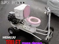 DILEMA WC KAMPUS