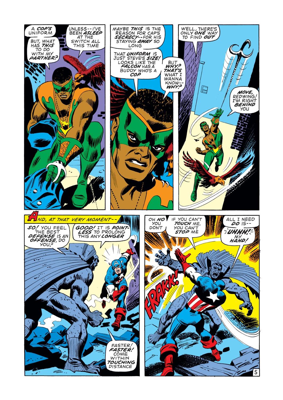Captain America (1968) Issue #140 #54 - English 6