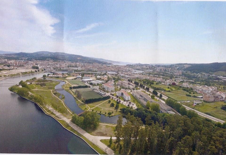 Campus de Pontevedra. Universidad de Vigo