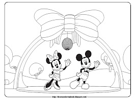 Mickey Mouse Clubhouse Coloring Books Bulk