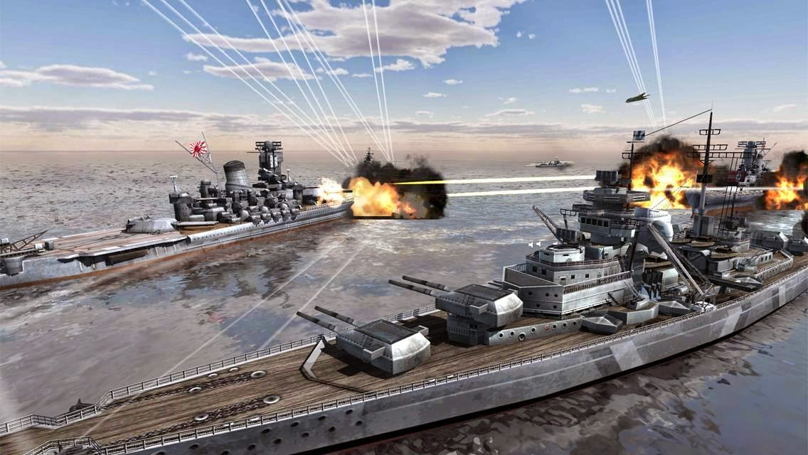 Call Of Warships World Duty Full Mod Apk Unlimited Credits