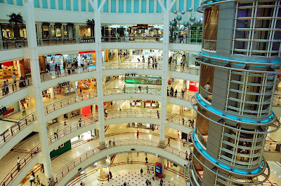 How to design a shopping mall for dummies
