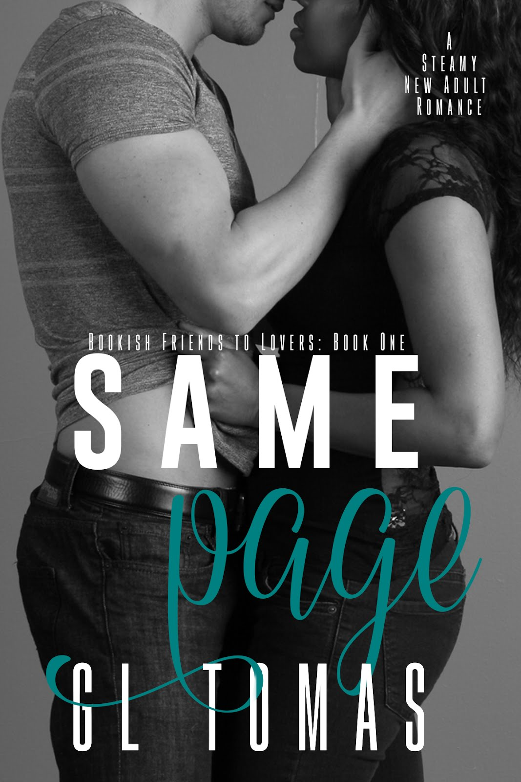 Same Page by GL Tomas