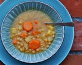 Scandinavian Split-Pea Soup