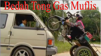 Bedah Tong Gas Muflis | Tonton Drama Online