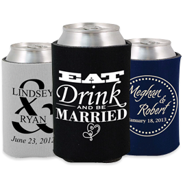 koozies from design to shipment