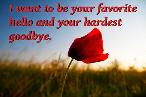 Quotes of saying about goodbye quotes