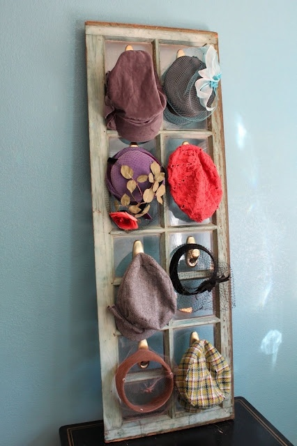 nancy 39 s daily dish beautiful ways to decorate with hats