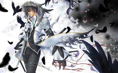 Walpaper Raven Blade Master 1280 x 800